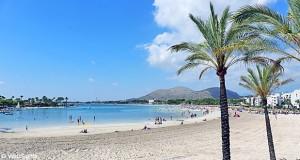 Alcudia strand