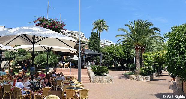 Portals Nous restaurant