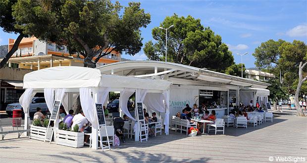 Palma Nova restaurant