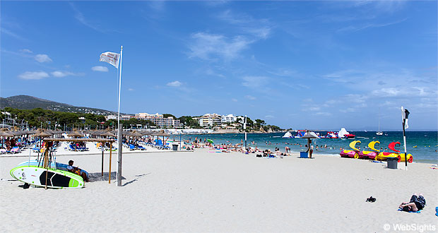 Palma Nova strand