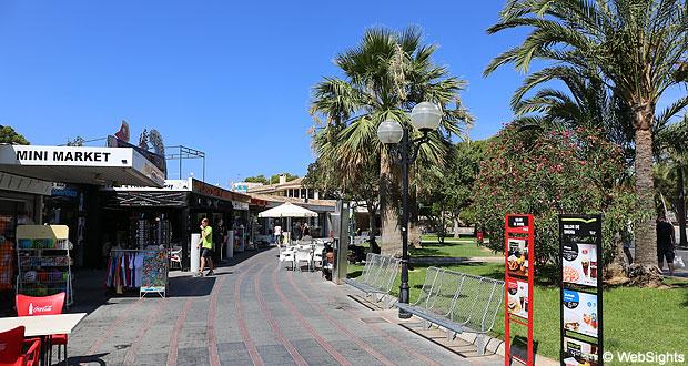 Santa Ponsa butikker