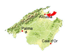 Alcudia kort