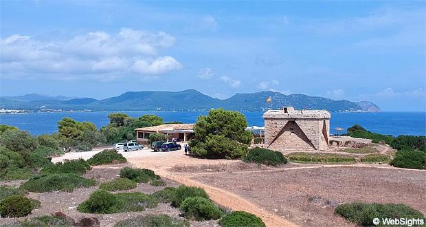 Castell de la Punta de n'Amer