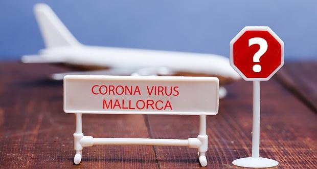 Mallorca corona